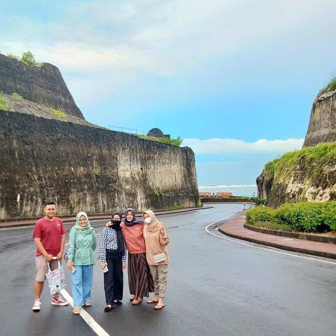 Pantai Pandawa Bali