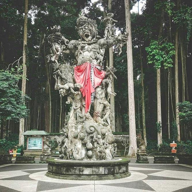Sangeh Bali