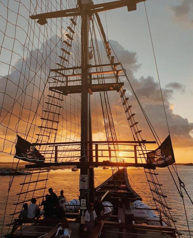 Sunset di Bali