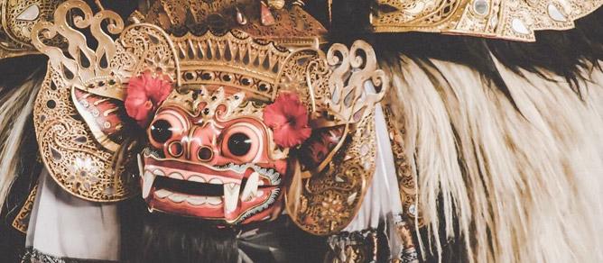 Tari Barong - Tempat Wisata di Bali