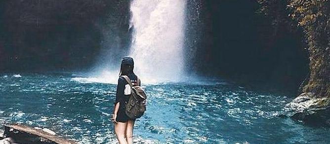 AIr Terjun Tegunungan - Tempat Wisata di Bali