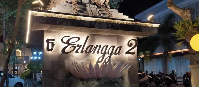 Erlangga 2 - Tempat Wisata di Bali
