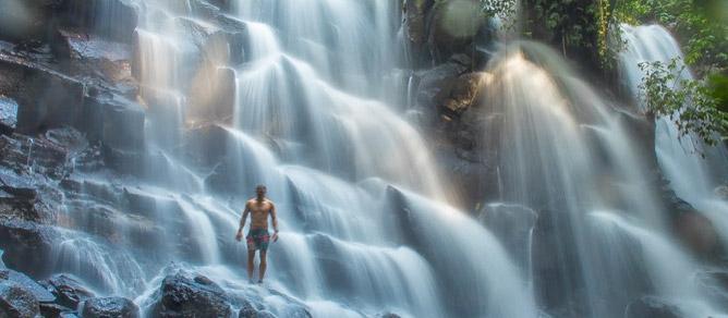 Air Terjun Kanto Lampo - Tempat Wisata di Bali