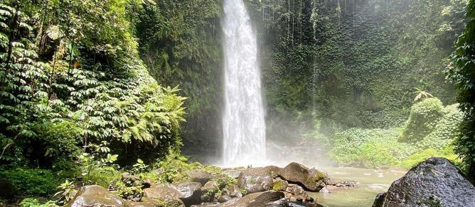 Air Terjun Nungnung - Tempat Wisata di Bali